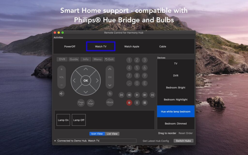 Harmony Hub Mac